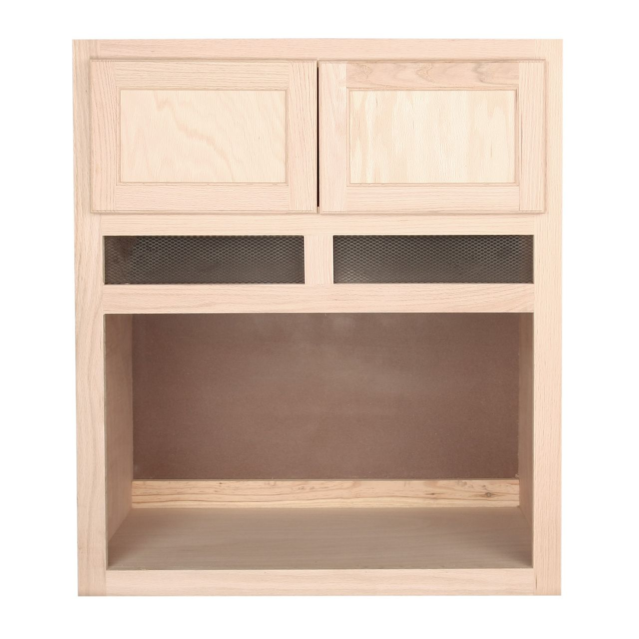 Microwave Cabinet Unfinished Oak 30 Quot Microwave