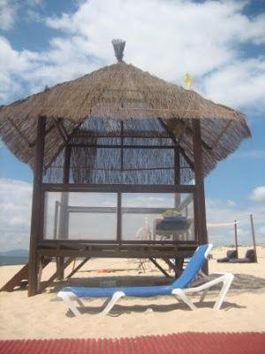 de paseo en la playa de comporta portugal i via