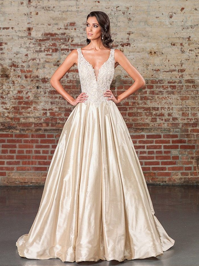 Justin Alexander Signature Spring 2017 Wedding Dresses