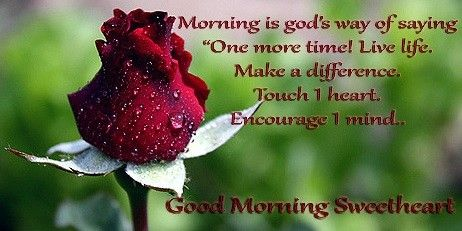Romantic Good Morning SMS And Messages
