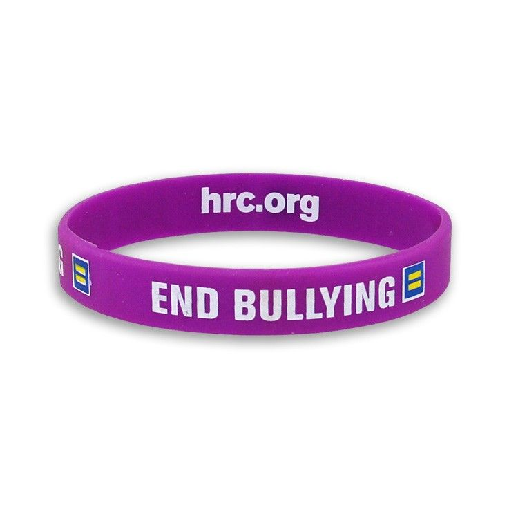 dog mcgruff wristband crime product bracelet the purple bullying band