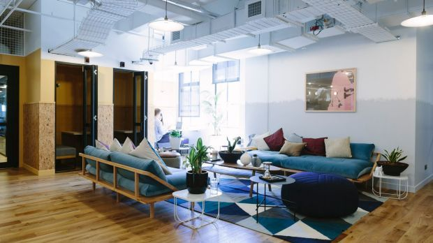 co working office headhunting corporates work pinterest