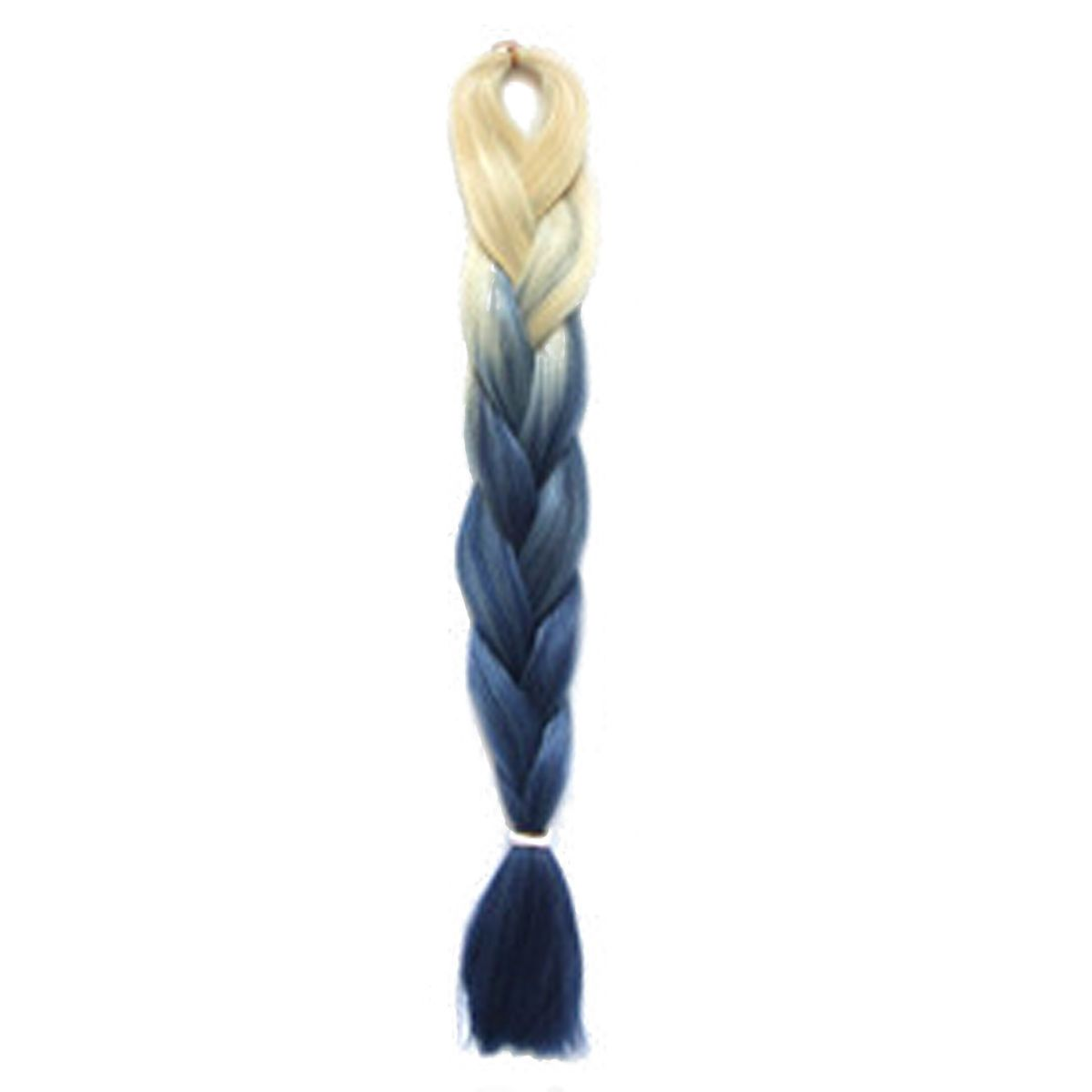 Pc ombre kanekalon jumbo braiding synthetic hair extension african