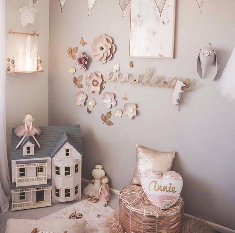 Pin By Linn B On Girl S Room Toddler Girl Room Baby Girl Room Kid Room Decor