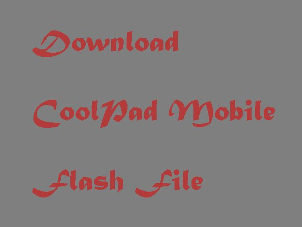 All-CoolPad-Mobile-A-2-Z-Official-Stock-Rom-firmware-flash-file