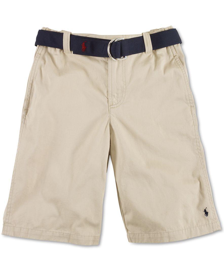 Ralph Lauren Kids Shorts, Boys Vintage Varsity Shorts | Products ...