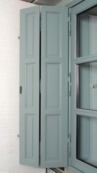fichier volet int rieur pinteres. Black Bedroom Furniture Sets. Home Design Ideas