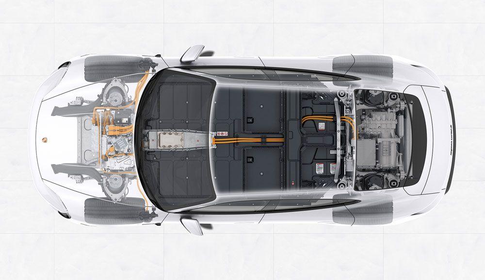 Der allererste vollelektrische Sportwagen von Porsche ist ein vielversprechender Ausblick auf das, was noch kommen wird