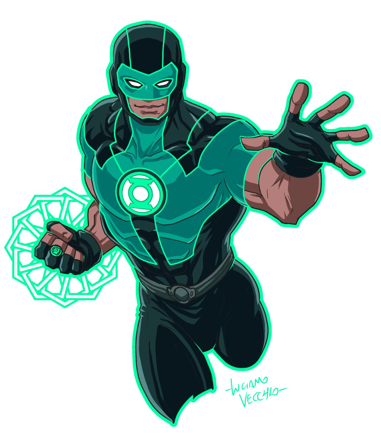 Green Lantern Simon Baz Rebirth Green Lantern Green Lantern Corps Dc Comics Characters