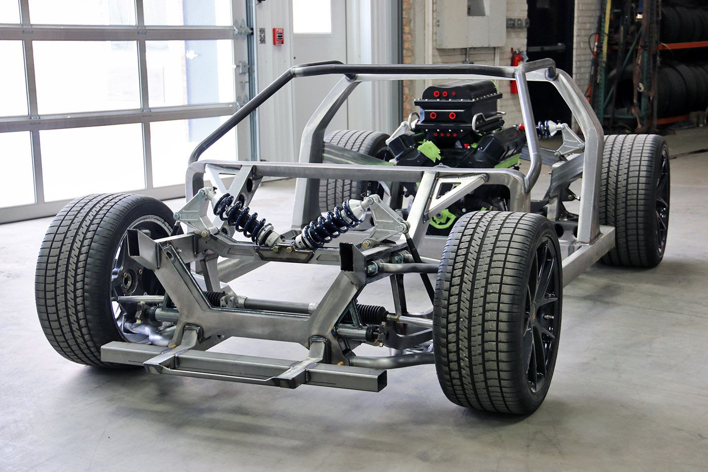 building a pantera with a twin turbo 428 windsor suspension voitures et moto. Black Bedroom Furniture Sets. Home Design Ideas