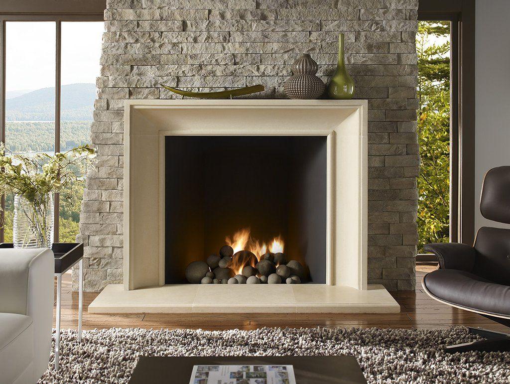 The Soho Boutique Stone Fireplace Surround Fireplace Surrounds