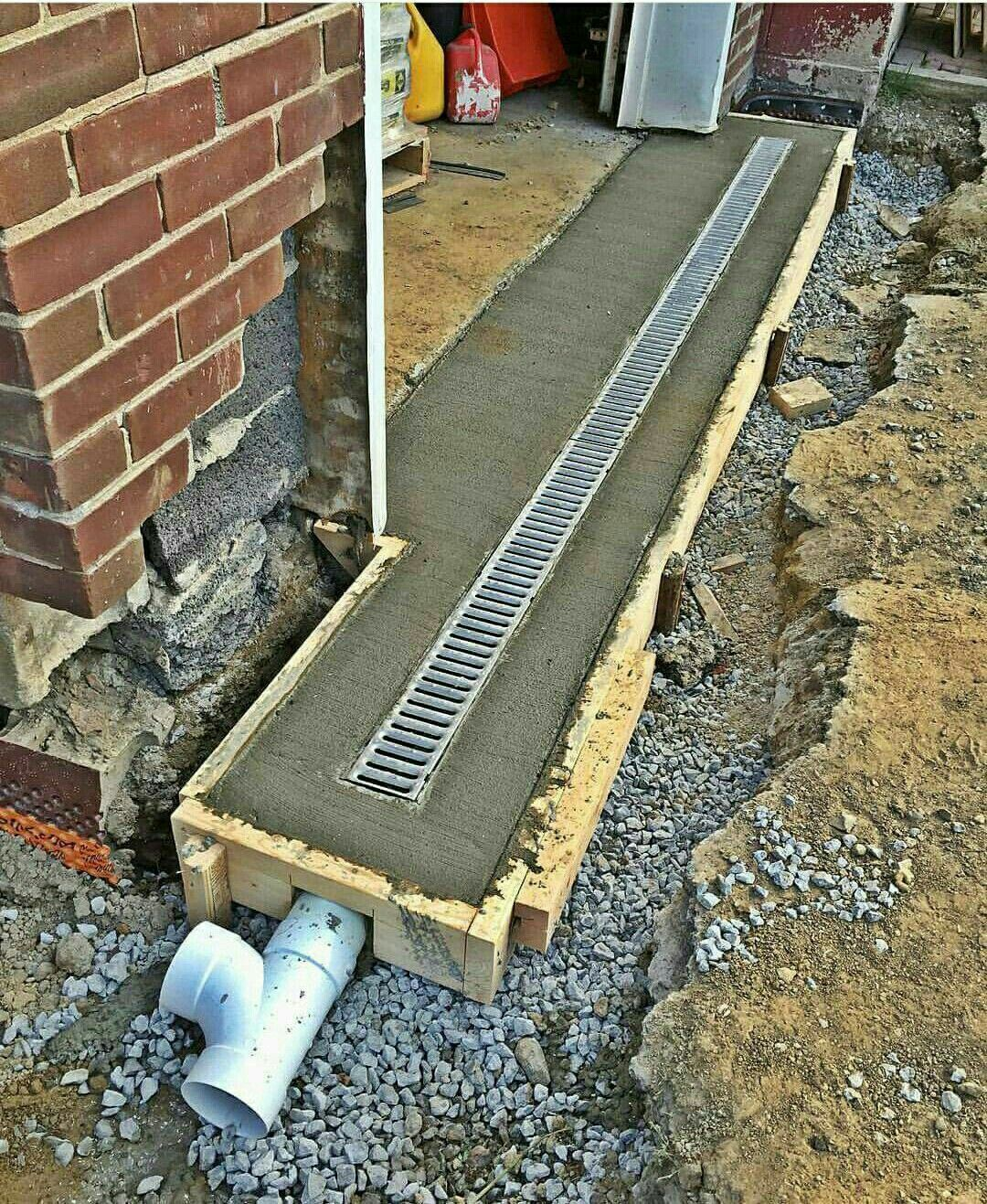 Pin By Jneal On Proyectos Casa In 2020 Landscape Drainage Backyard Landscaping Backyard