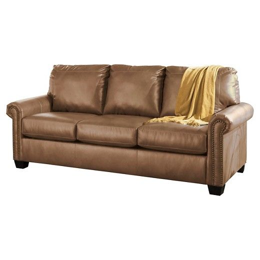 Signature Design by Ashley Lottie DuraBlend Queen Sofa Sleeper