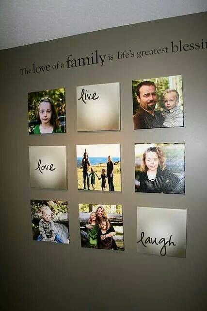 Blended Family Collage Home Decor Home Deco