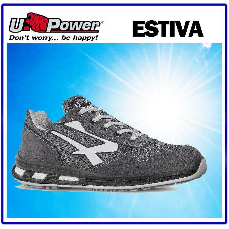 Dettagli su scarpe antinfortunistica da lavoro ESTIVE PUSH U
