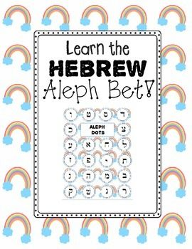 photograph about Hebrew Games Printable identified as Hebrew Letters Printable Folder Match Flashcards (Rainbow