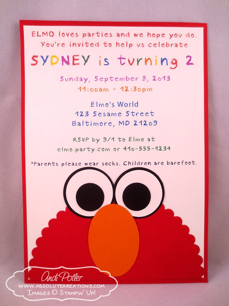 Colorful Birthday Invitations Sydney Component - Invitations and ...