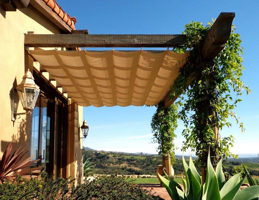 10 creative diy outdoor shady space ideas canopy spaces and patios 10 creative diy outdoor shady space ideas solutioingenieria Gallery