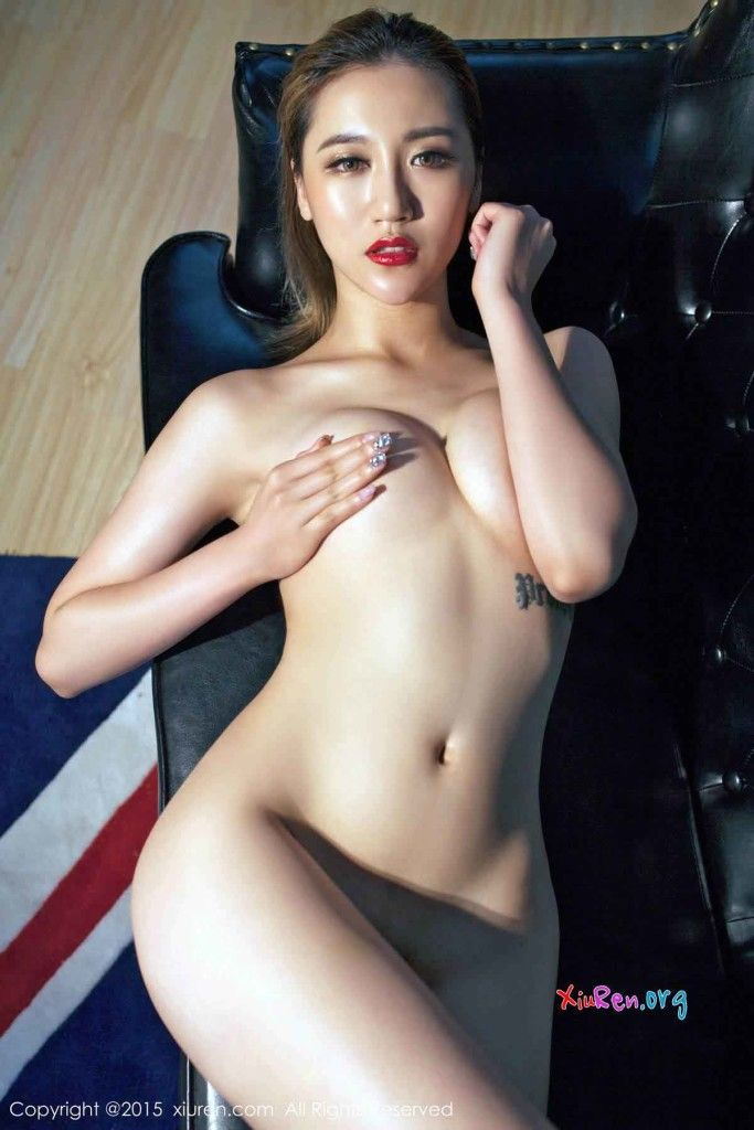 lingerie-china-model-nude