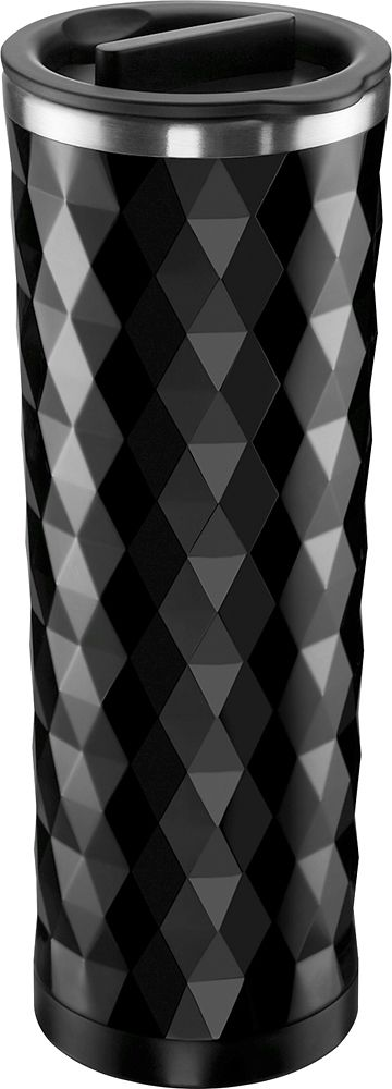 Takeya - 16-Oz. Diamond Travel Tumbler - Black