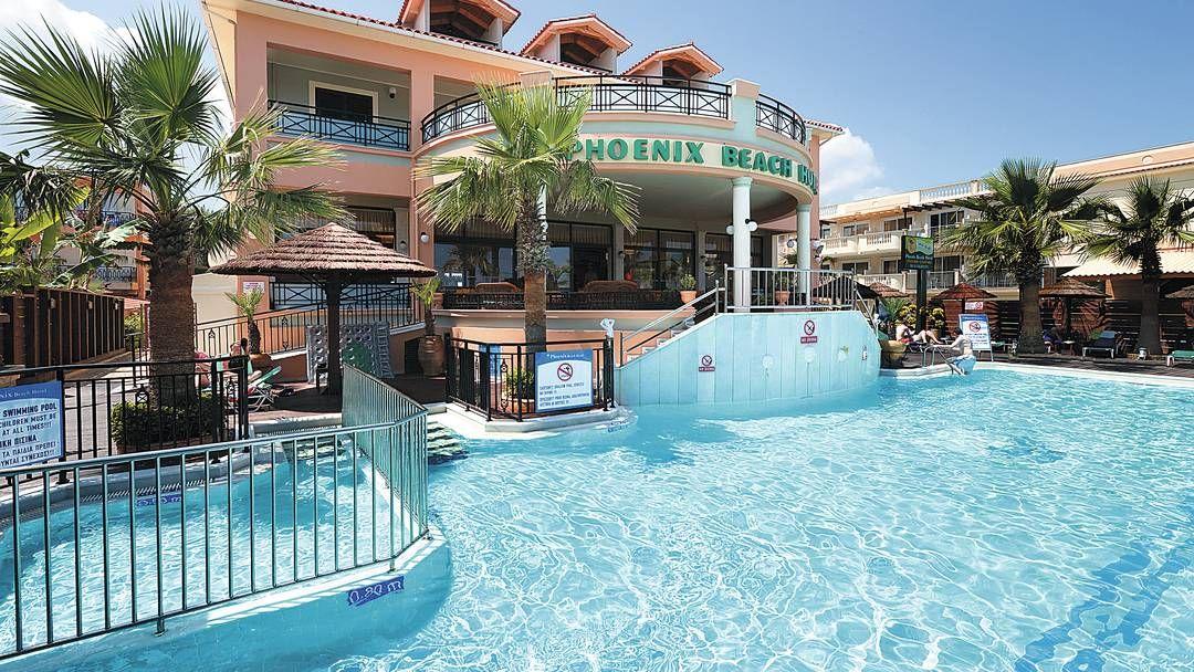 Thomson Holidays Hotel Phoenix Beach In Tsilivi