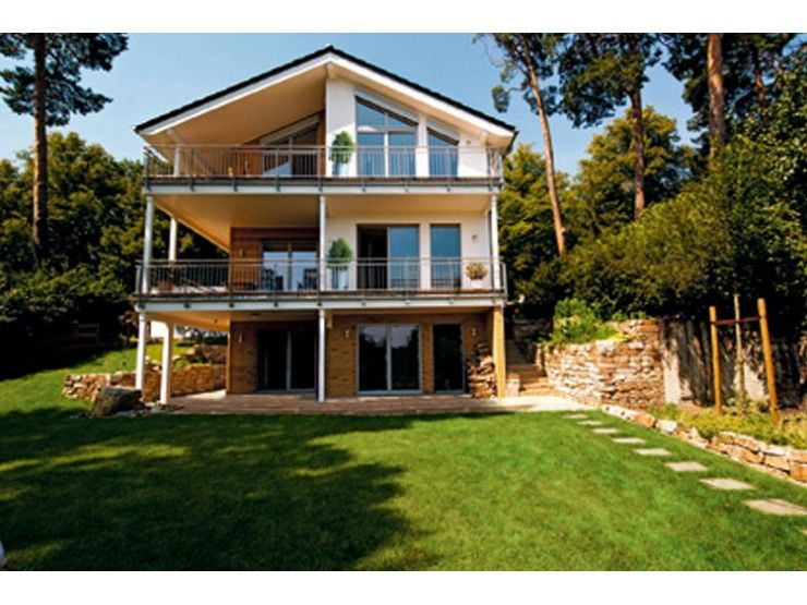 Einfamilienhaus mit einliegerwohnung modern  Haacke-Natur - Einfamilienhaus mit #Einliegerwohnung (ELW ...