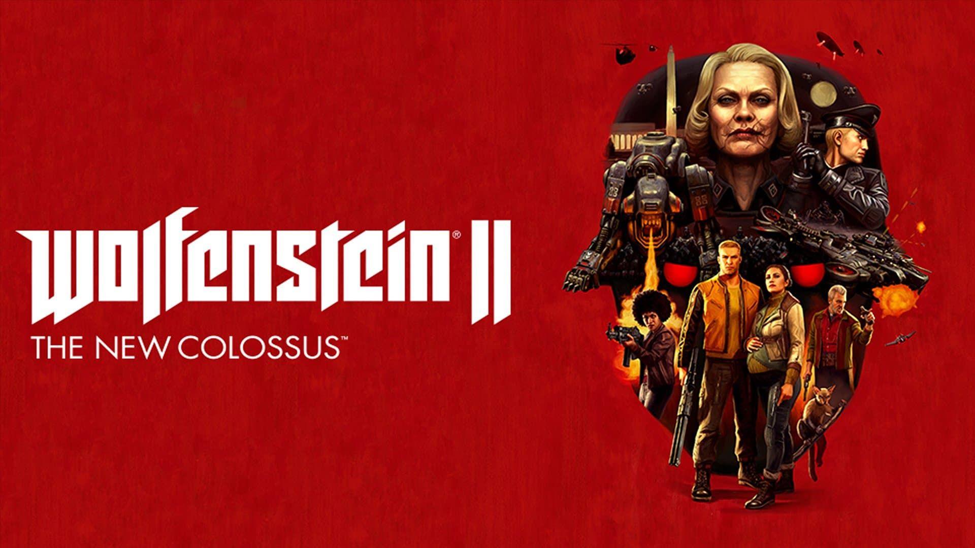 Wolfenstein II patched comparison footage | NintendoReportersEN