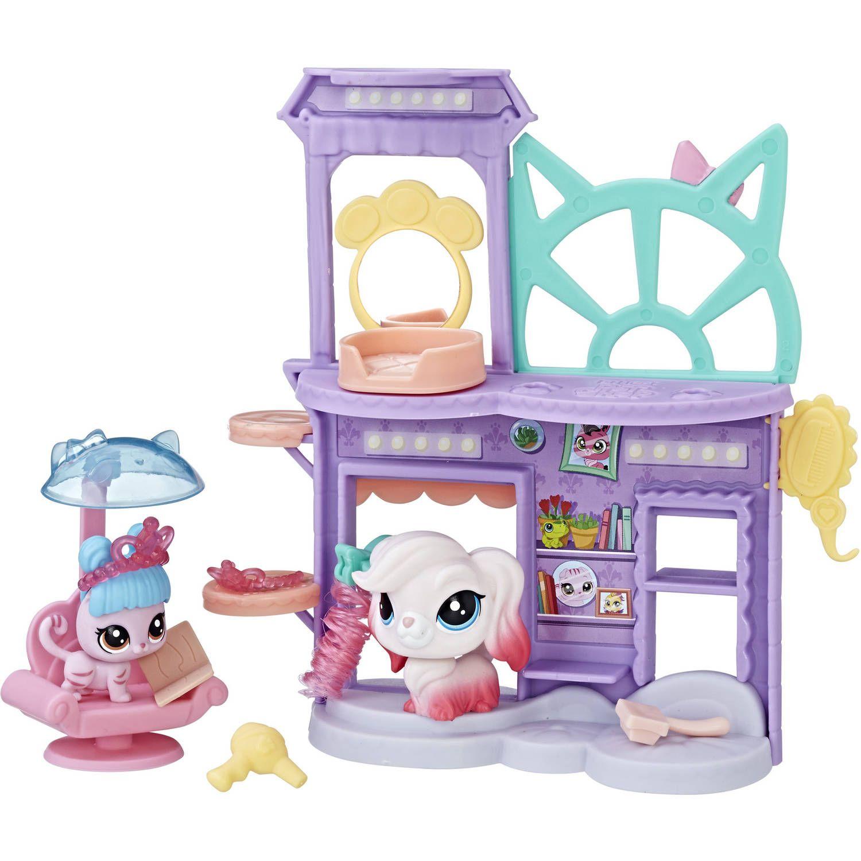 Lps Collect Play And Display Set Walmart Com Little Pet Shop Toys Lps Littlest Pet Shop Little Pets