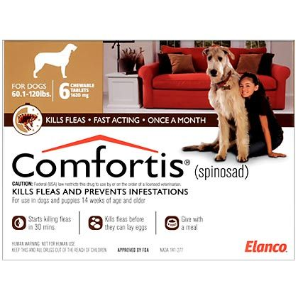 Kills Fleas And You Can Give Your Dog A Bath W O Washing It Off Because It Is A Pill Not A Topical Agent Flea Meds For Cats Pet Meds Fleas