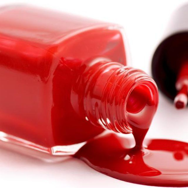 How To Get Nail Polish Off A Laminate Floor Hunker Bubbles In Nail Polish Diy Nail Polish Nail Polish Stain