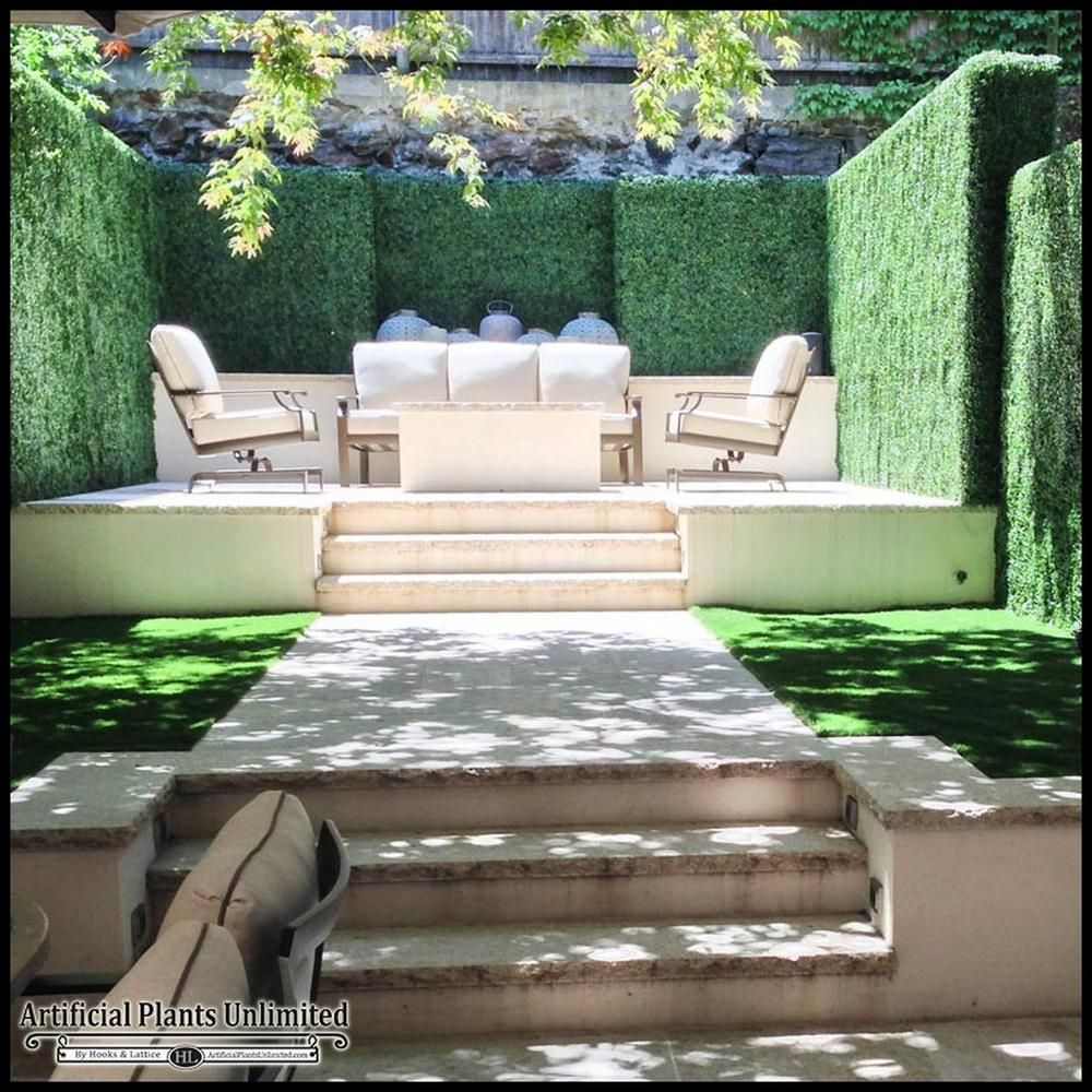 This Product Belongs To The Ejoy Stable Of Brands Known For Outstanding Design Exceptional Product In 2020 Artificial Hedges Artificial Plants Artificial Plant Wall