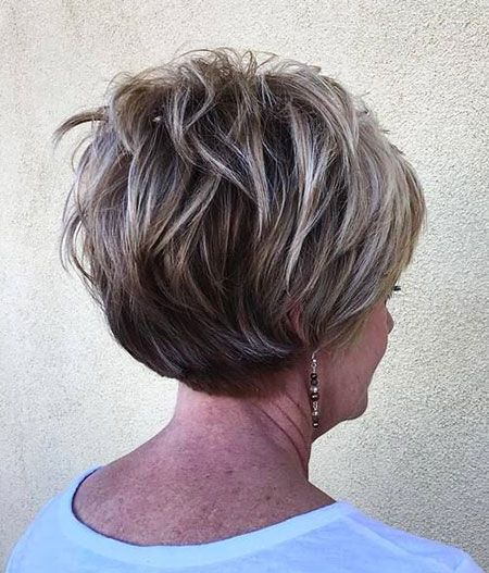 25+ Short choppy hairstyles for over 60 ideas in 2021