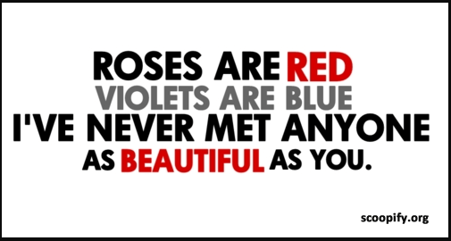 Roses Are Red Violets Are Blue Poems Roses Are Red Poems