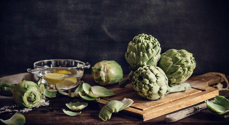 L'artichaut (cuit) - Aliments riches en potassium..