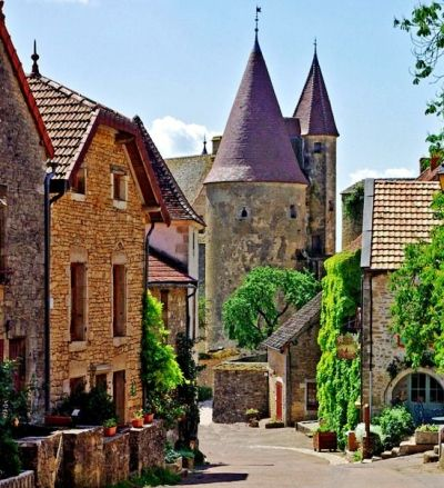 Town Turrets