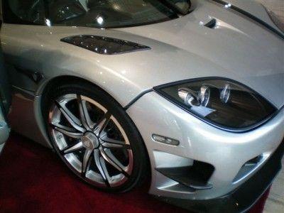Koenigsegg Ccxr Trevita #car