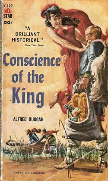 Ace Books - Conscience of the King - Alfred Duggan