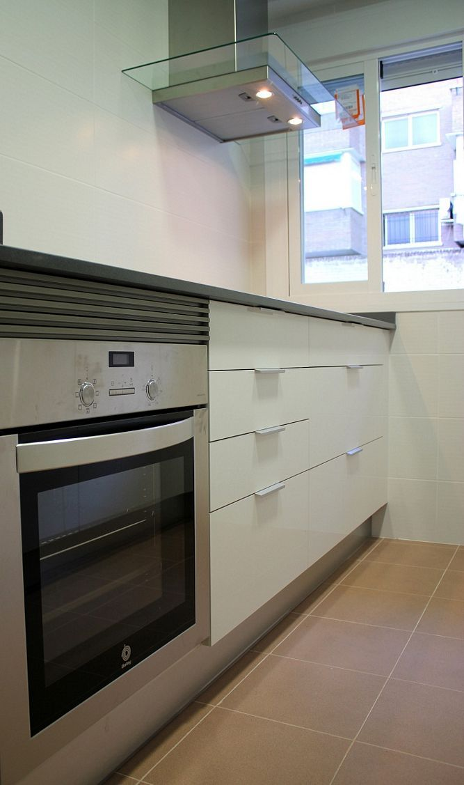 diseño de #cocinas Diseño de cocinas en Getafe cocina moderna modelo ...