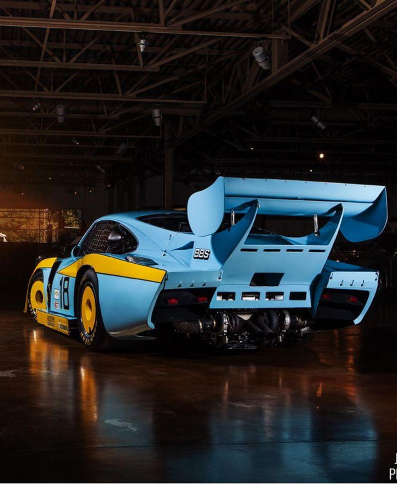 935 Porsche