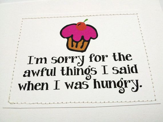 Sorry card im sorry for the awful things i said by sewdandee funny handmade greeting cards silk screened goodies by sewdandee m4hsunfo