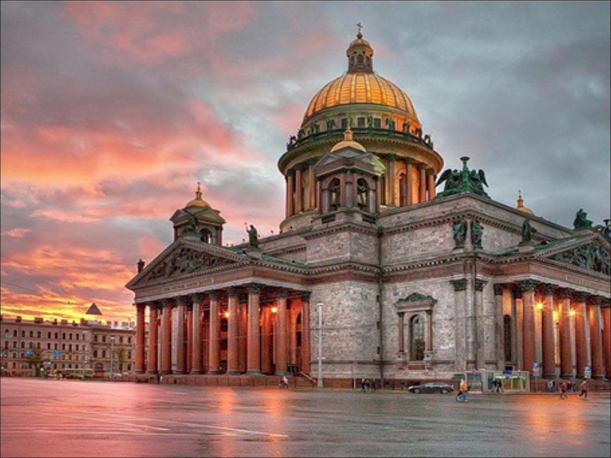 Невоград - Санкт - Петербург был основан и построен в IX ...