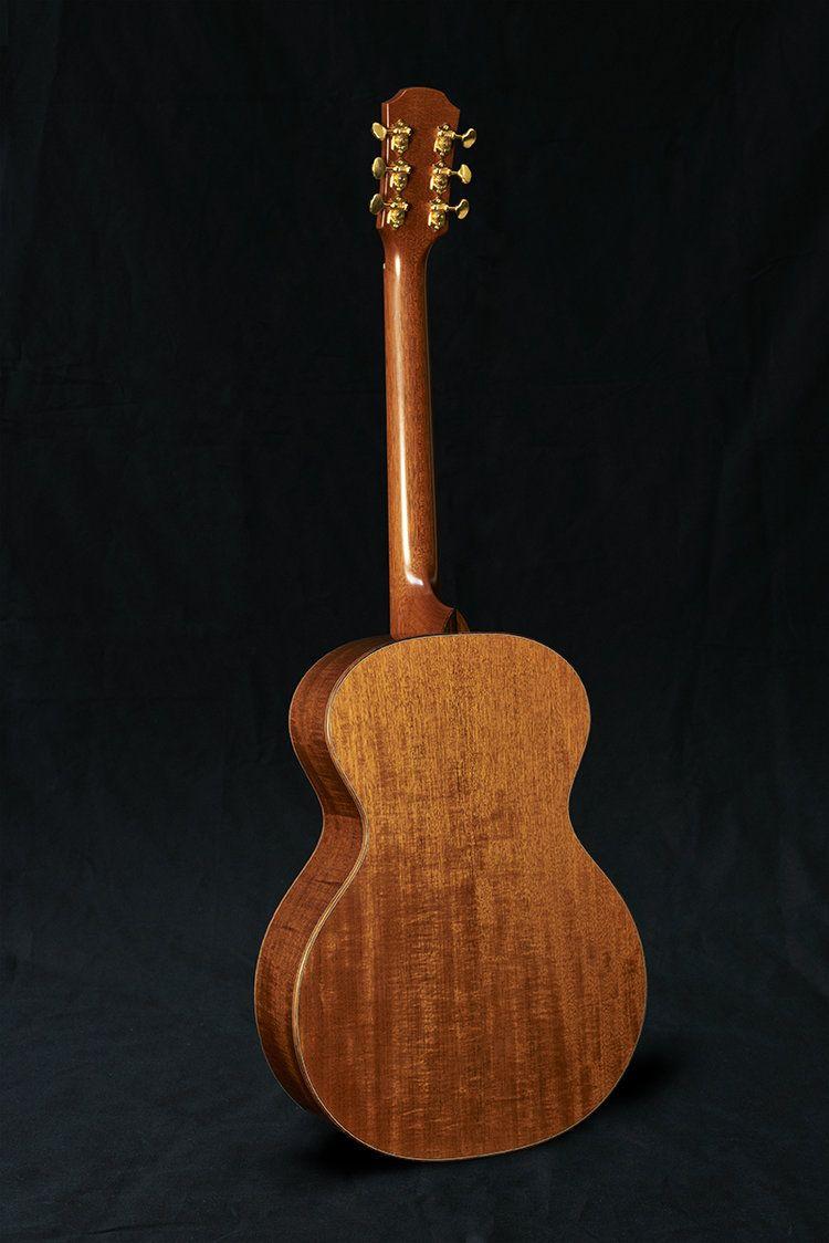 Brazilian Mahogany Guitar