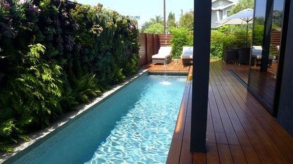piscinas de obra para patios peque os ventajas de las