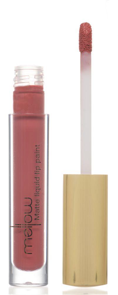 Mellow Liquid Lip Paint In Barcelona 14 Summer Lipstick