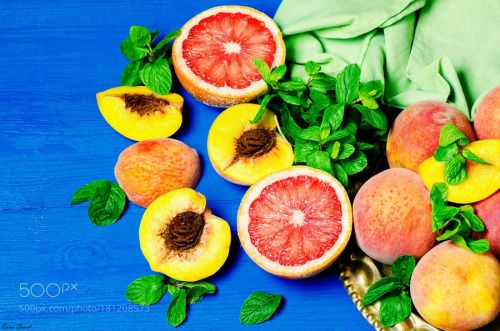 Fresh Fruits.. by DinaSaeed  IFTTT 500px