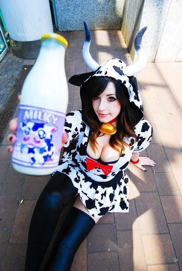 26c4b8efae5 sexy cow cosplay | new work: cow cosplay 1 /6 | Anime/Video Game ...