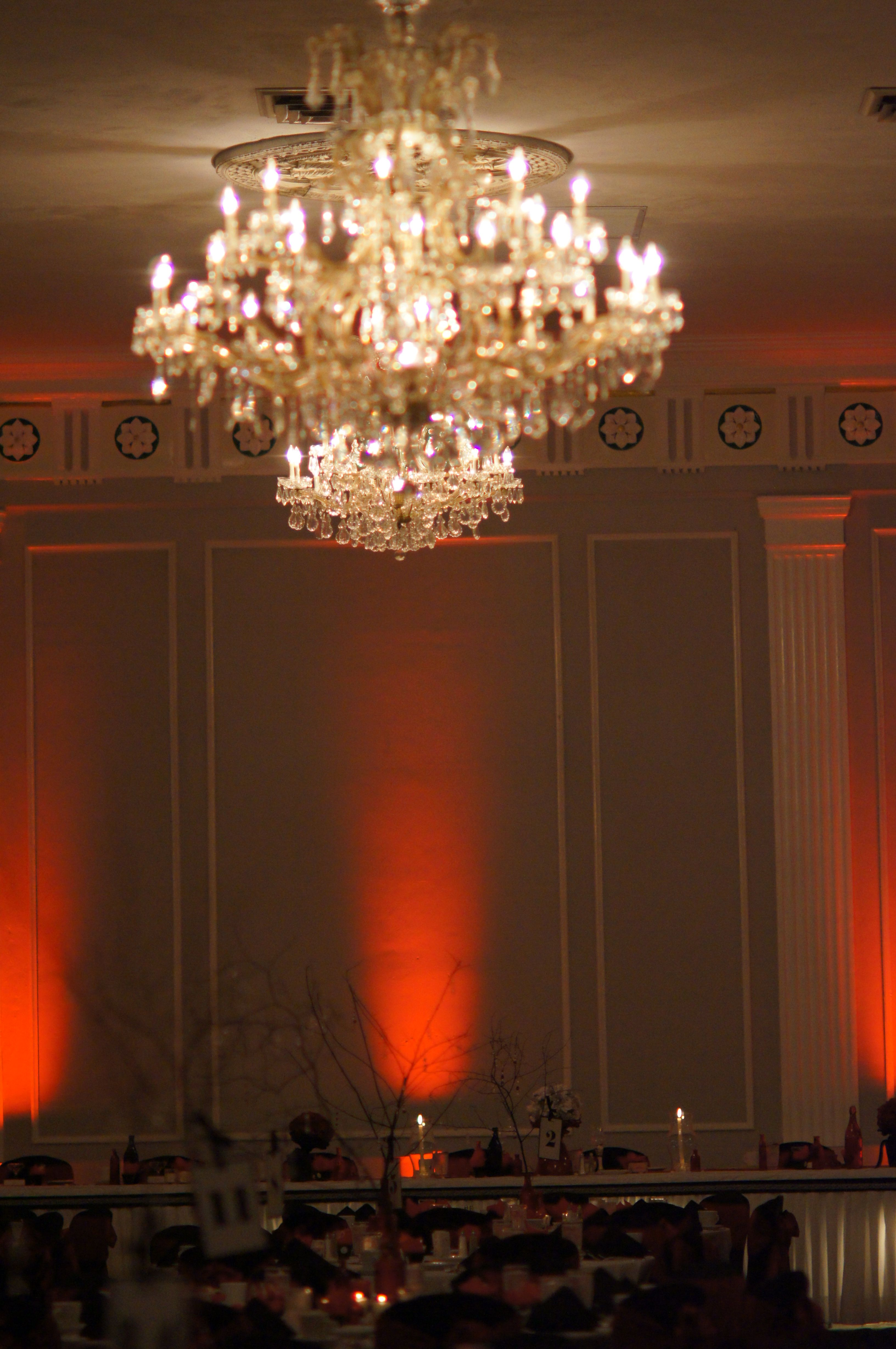 Meeting House Grand Ballroom in Detroit Plymouth