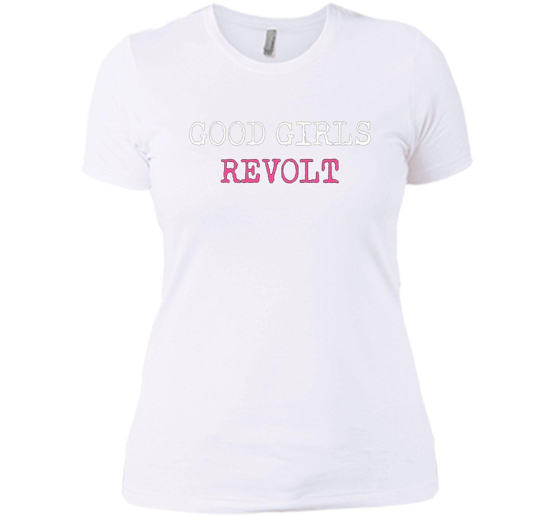 Tshirt | Good Girls Revolt Feminist | 2016
