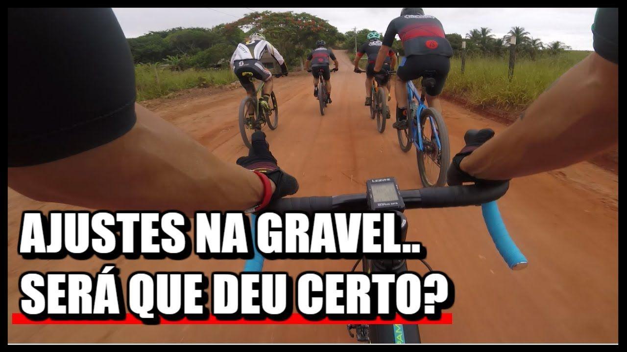 Agora Sim Segundo Teste Da Gravel Bike Vs Mountain Bike Deu Certo