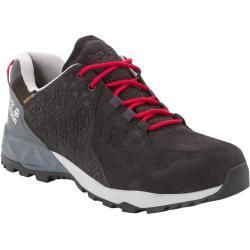 Photo of Jack Wolfskin Waterproof Men Hiking Shoes Cascade Hike Backlength Texapore Low Men 44 Black J